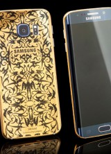 New Goldgenie Limited Edition Samsung S6 Scripto and Stardust