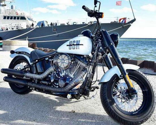 Harley-Davidson USS Milwaukee