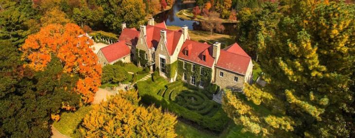 Hillandale – Historic Estate In Stamford On Sale For $75 Million
