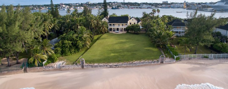 Concierge Auctions To Sell Star-Studded Kilkee House In The Bahamas