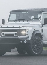 Land Rover Defender 2.2 TDCI 90 Hard Top By Chelsea Wide Track