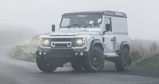 Land Rover Defender 2.2 TDCI 90 Hard Top
