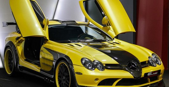 Mercedes-Benz SLR McLaren Hamann Volcano On Sale