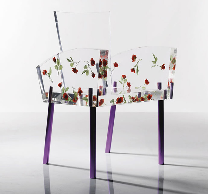Iconic 'Miss Blanche' Chair Sold For Whopping $409,000