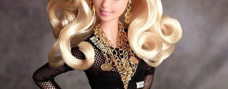 Barbie Dolls And Capsule Collection by Moschino
