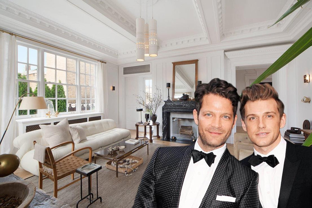 Nate Berkus and Jeremiah Brent's Greenwich Village Penthouse