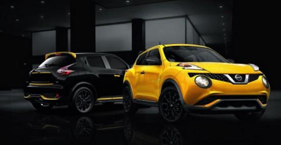 Nissan Juke Stinger Edition by Color Studio For US Market
