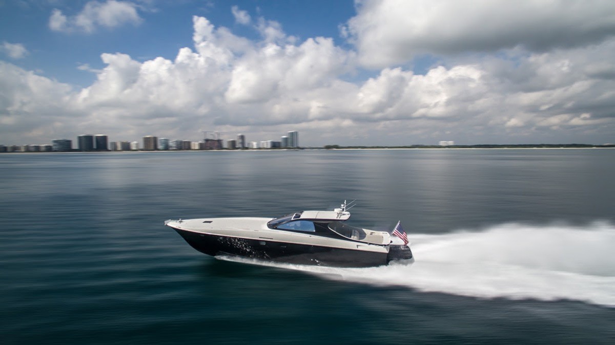 Otam 55 ht debuted at FLIBS 2015