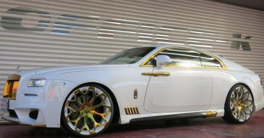 Office-K Rolls-Royce Wraith
