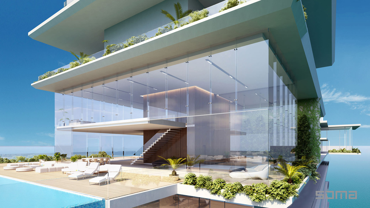 $54 Million One at Palm Jumeirah