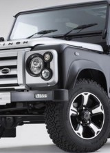 Overfinch Defender 40th Anniversary Limited Edition