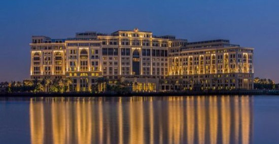 Palazzo Versace Officially Opened