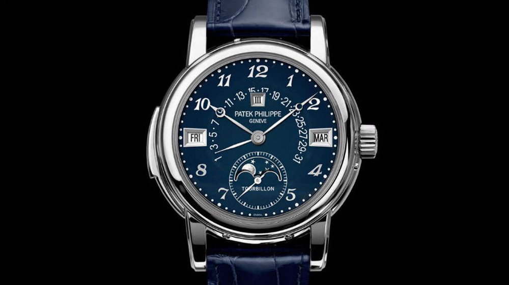 patek philippe 5016 most expensive wristwatch in the