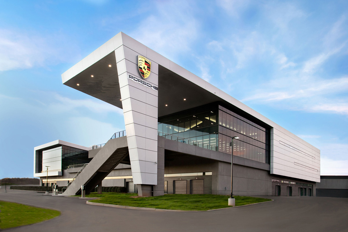 Porsche Experience Center Package