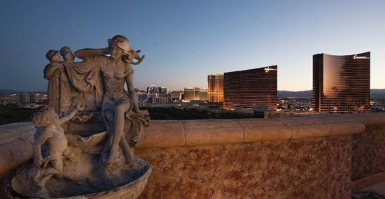 Posh Versailles Penthouse In Las Vegas On Sale For $5 Million