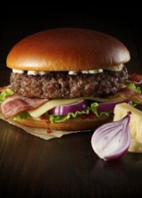 McDonald's Trio of Premium Burgers By Michelin-grade chefs