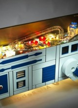 R2-D2 Pinball Game – Unique Coffee Table