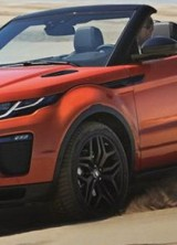 New Range Rover Evoque Convertible For 2017