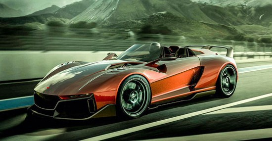 Ultimate Rezvani Beast X With 700 HP
