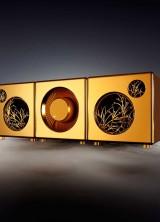 River'sTone – Premium Speaker System In Silver Or Gold