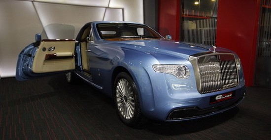 One And Only Rolls-Royce Hyperion Is On Sale