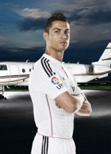 Ronaldo Splashed Out €19 Million On Jet