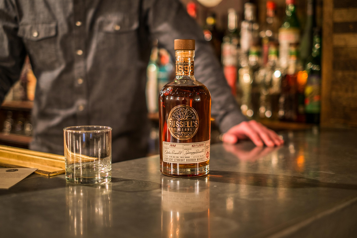 Russell's Reserve's 1998 Bourbon