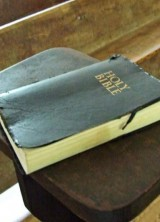"""One Of Ten Remaining """"Sinners Bibles"""" At Auction"""