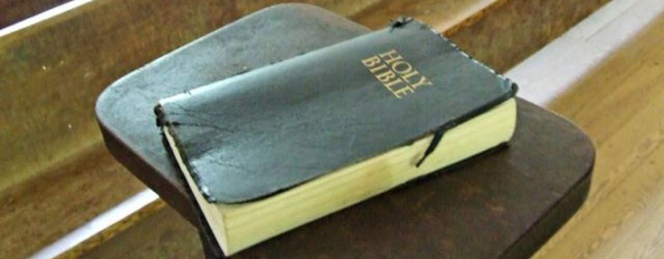 "One Of Ten Remaining ""Sinners Bibles"" At Auction"