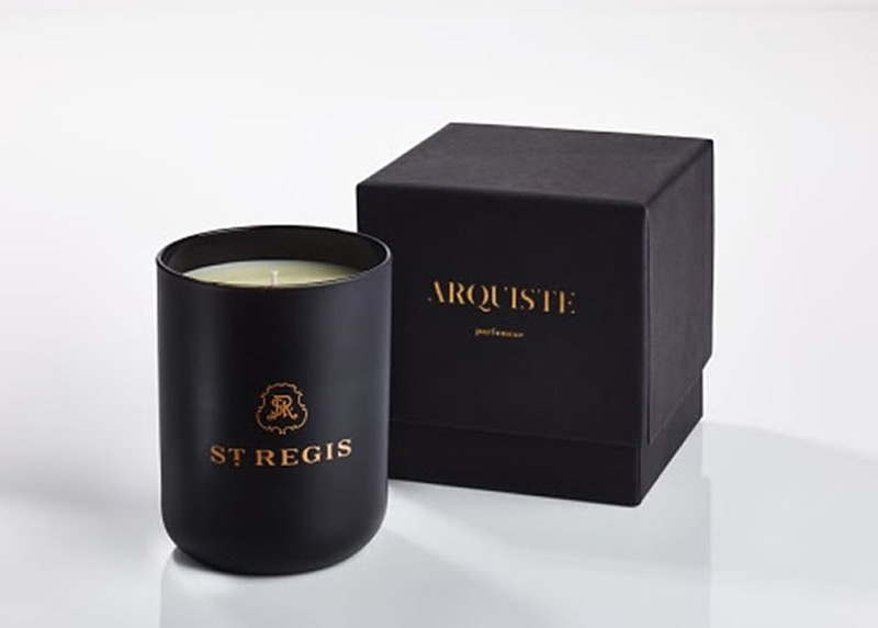 Caroline's Four Hundred - St. Regis' First-ever Bespoke Scent