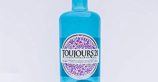 Toujours 21 – Eurostar's Birthday Gin