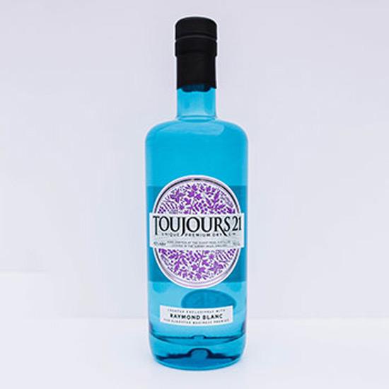 Toujours 21 - Eurostar's Birthday Gin