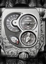 Urwerk's EMC Pistol – Ultra Limited-Edition Timepiece