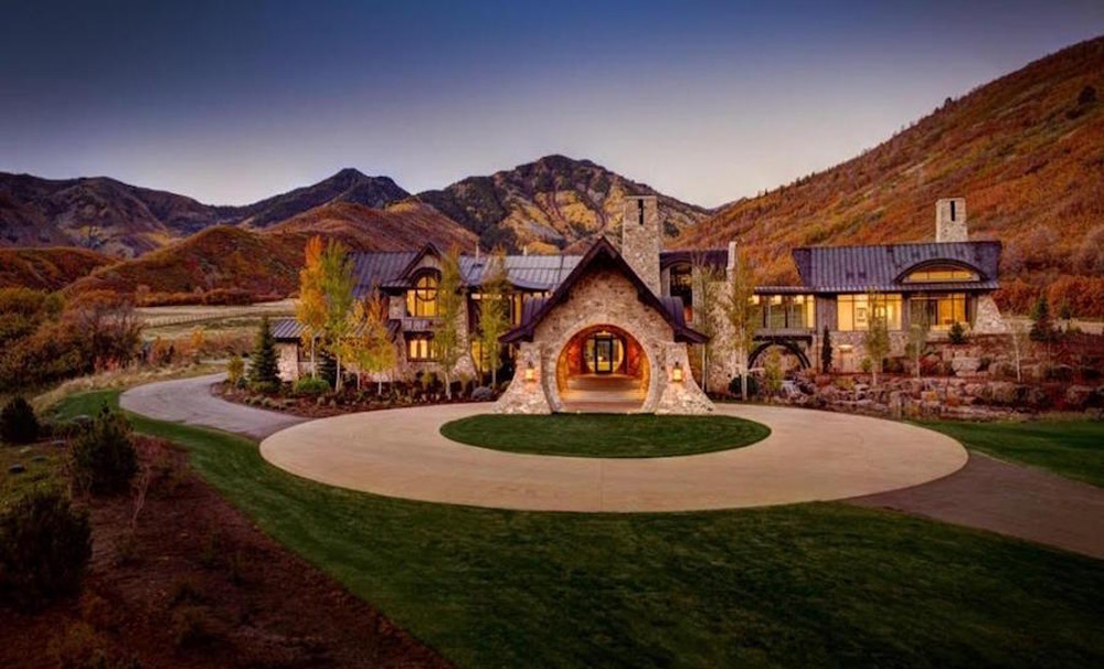 Magnificent Utah Estate Hits the Market for $17.9 Million