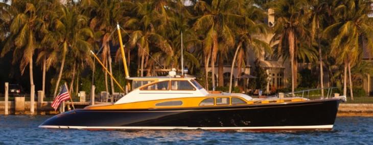 Vendetta – Billy Joel's Commuter Style Yacht