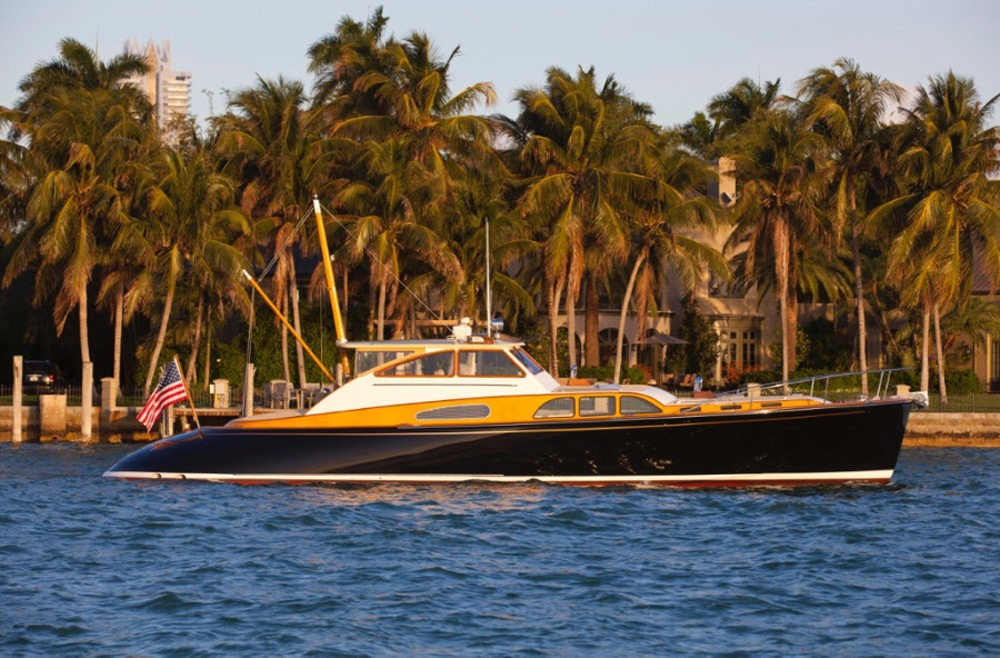 Vendetta - Billy Joel's Commuter Style Yacht