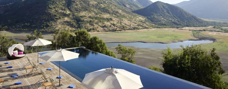 Viña Vik Millahue – New Luxury Resort In Chile