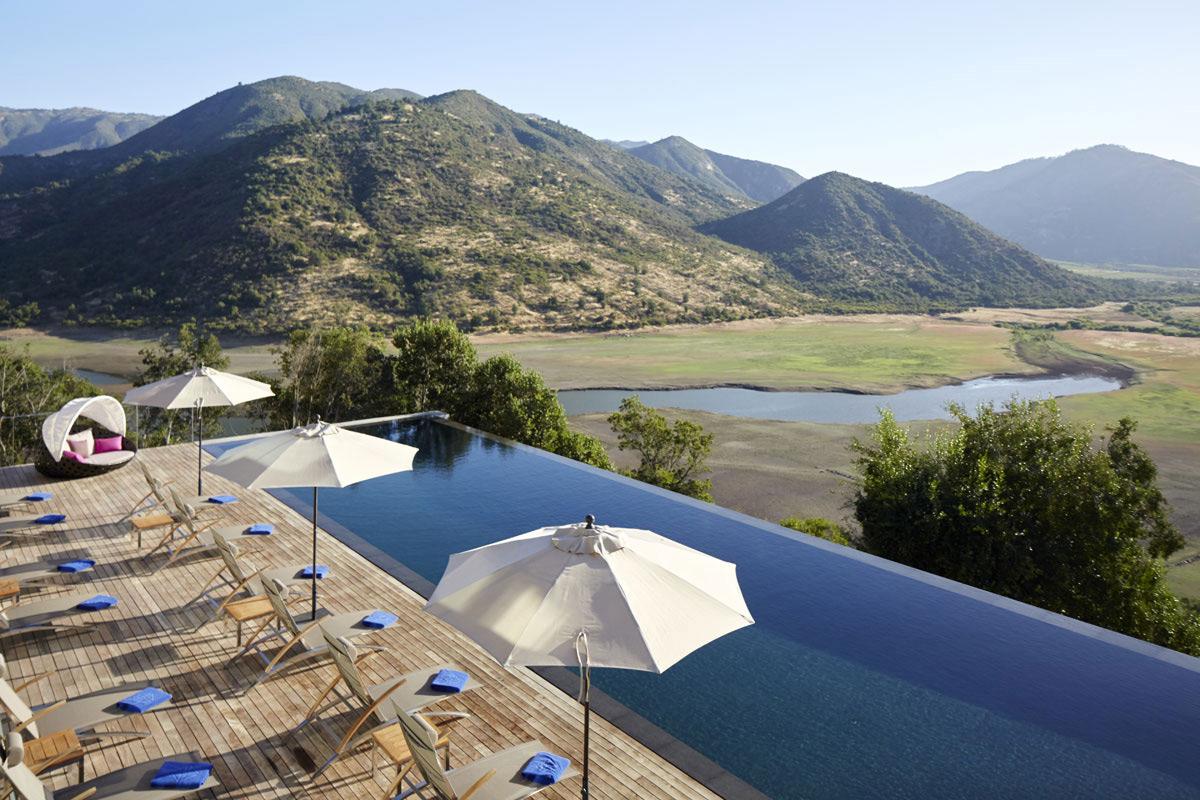 Viña Vik Millahue - New Luxury Resort In Chile