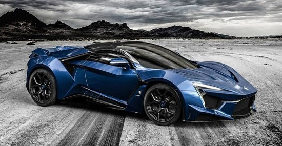 New $1.85 Million Worth W Motors Fenyr SuperSport With 900 HP
