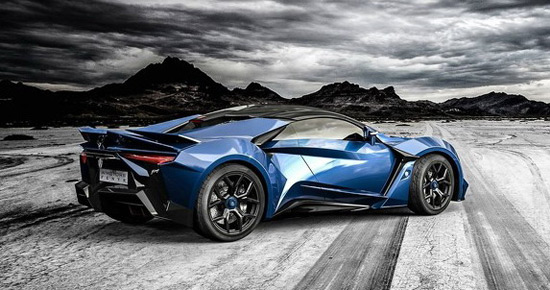 What Do You Think Of The New Fenyr Supersport: New $1.85 Million Worth W Motors Fenyr SuperSport With 900