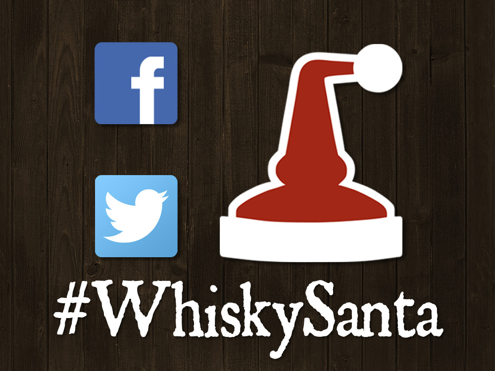 Master of Malt's #WhiskySanta Gives Away More Than £25,000 Worth of Luxury Spirits