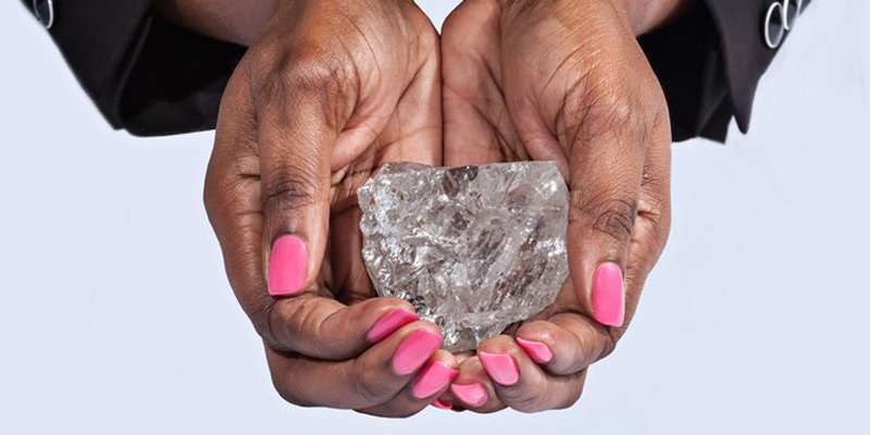 World's Second Largest Diamond Discovered in Botswana