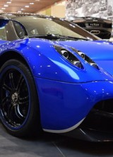 Pagani Huayra With Chassis Number 001 For Sale