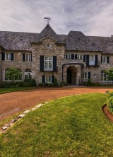 Historic c.1931 Missouri Stone Manor Reduced to $5.995 Million