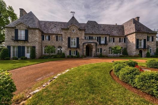 Historic c.1931 Missouri Stone Manor Reduced to $5.995 Million