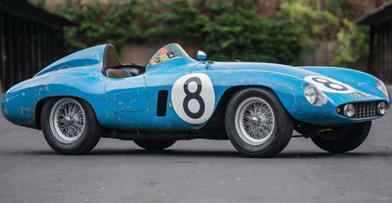 Two Exceptional Ferrari Models At RM Sotheby's Auction