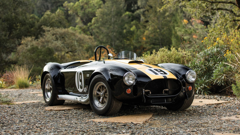 Shelby Cobra From 1964 Could Fetch $3 Million At Auction