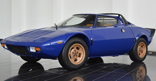 1976 Lancia Stratos Stradale On Sale For Nearly Half A Million Dollars
