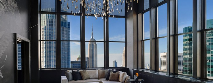 $25,000 Per Night In The Champagne Suite At The New York Palace