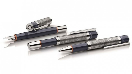 Montblanc's Great Characters Edition Andy Warhol Fountain Pen